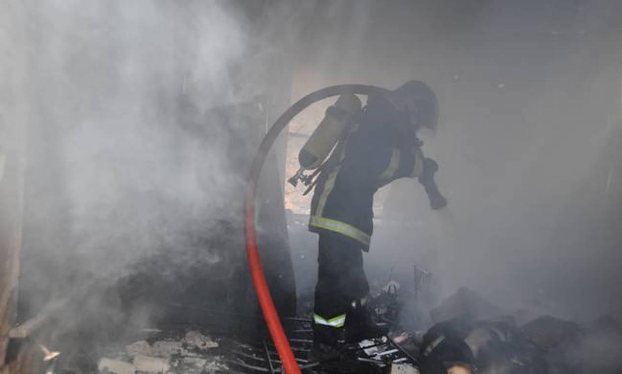 Άνδρας βρέθηκε απανθρακωμένος μέσα στο σπίτι του στα Καμίνια Αχαΐας
