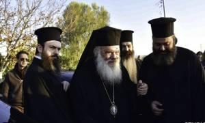 Στο Ναύπλιο ο Αρχιεπίσκοπος Ιερώνυμος