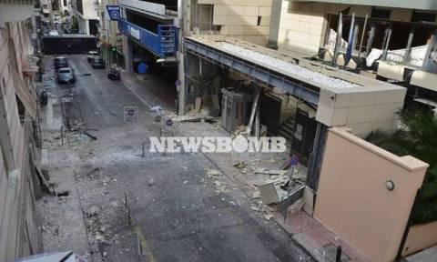 Η «Ομάδα Λαϊκών Αγωνιστών» πίσω από τη βόμβα στο ΣΕΒ
