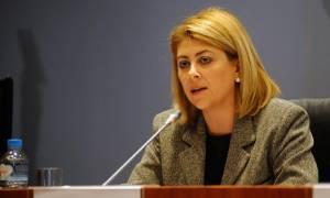 Προσφυγή της Σαββαΐδου στο ΣτΕ κατά της παύσης της από το υπουργικό συμβούλιο