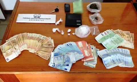 Συνελήφθη 44χρονος για ναρκωτικά στους Γαργαλιάνους Μεσσηνίας