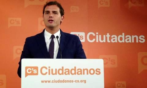 Ισπανία: Το κόμμα Ciudadanos επιμένει ότι θα παραμείνει στην αντιπολίτευση