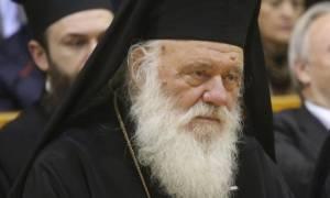Ιερώνυμος για σύμφωνο συμβίωσης: Ό,τι είναι έξω από τη ζωή της Εκκλησίας, είναι εκτροπή (vid)