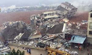 Κατολίσθηση στην Κίνα: Στους 85 οι αγνοούμενοι - 3000 άτομα αναζητούν επιζώντες (vid)