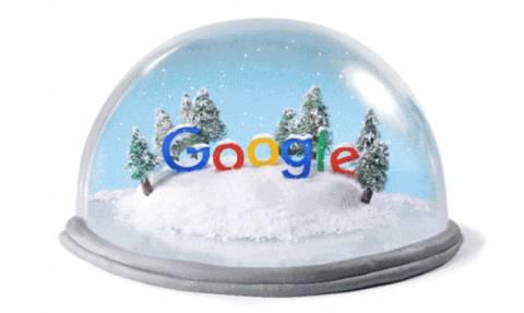 Χειμερινό ηλιοστάσιο: Η Google τιμά με doodle τη μεγαλύτερη νύχτα του έτους