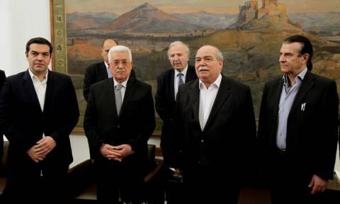 Ομόφωνα η Βουλή ζητά την αναγνώριση κράτους της Παλαιστίνης