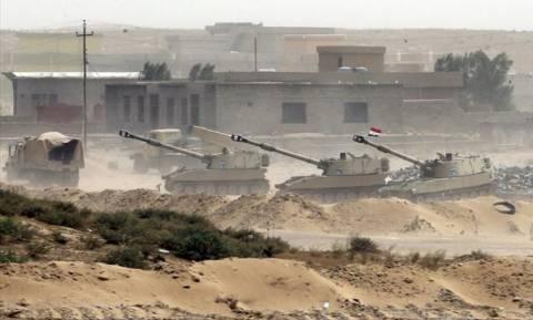 Στο κέντρο του Ραμάντι ο στρατός του Ιράκ, απωθώντας το Ισλαμικό Κράτος