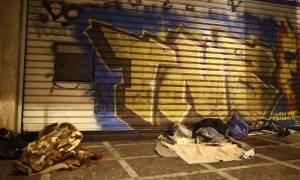 Άστεγος της Σταδίου: Γιατί έγινε viral