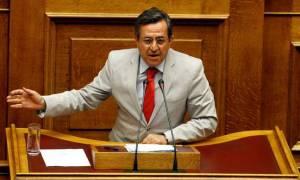 Βουλή: Έξαλλος ο Νικολόπουλος με τον Αμυρά