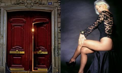 Η θρυλική μαστροπός Μαντάμ Κλοντ «πήρε» μαζί της τα «ροζ» μυστικά της Γαλλίας
