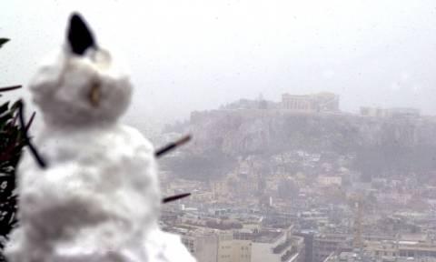 Καιρός: Ήλιος τα Χριστούγεννα, χιόνια την Πρωτοχρονιά - Δείτε πού θα χιονίσει τις επόμενες ημέρες