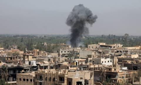 Συρία: Το ένα τρίτο των θυμάτων από τις ρωσικές αεροπορικές επιδρομές ήταν άμαχοι