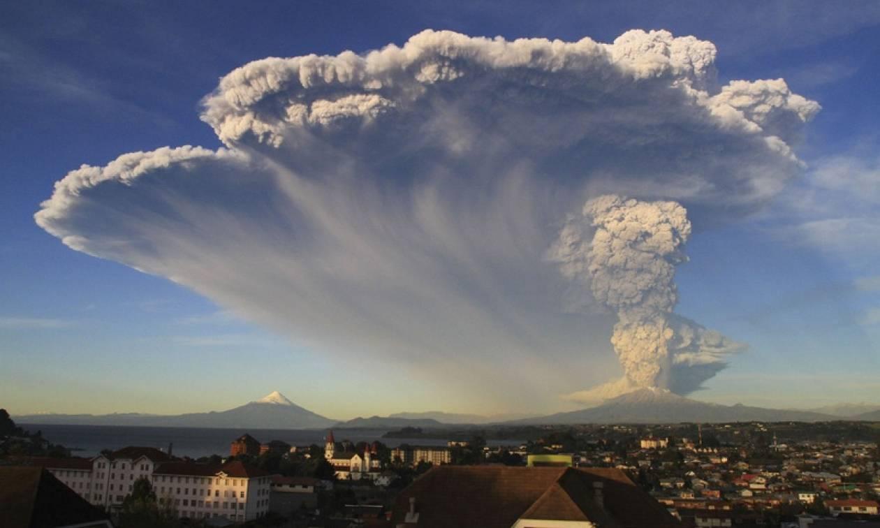 2015: Η χρονιά της ηφαιστειακής δραστηριότητας (pics)
