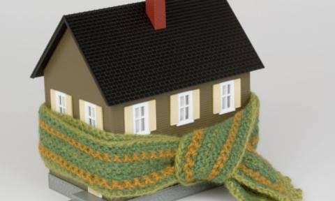 Αυτά είναι τα βήματα για να κρατήσετε ζεστό το σπίτι σας!