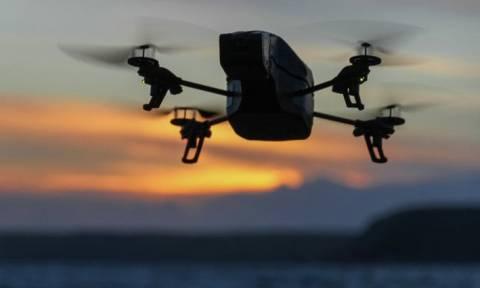 O πόλεμος των drones: Στη μάχη των αιθέρων το πρώτο αστυνομικό σμήνος (Vid)