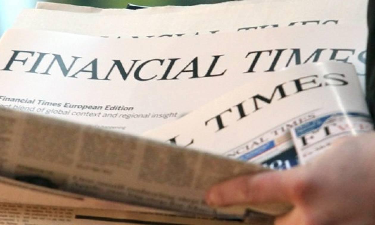 Financial Times: Το «Όχι» είναι η λέξη της χρονιάς