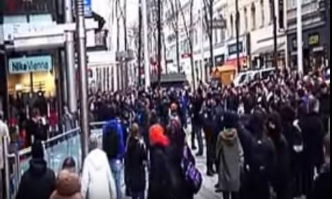 Αυστρία: Εικονικοί αποκεφαλισμοί από ακροδεξιούς (vid)