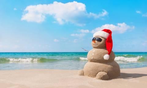 Παραμονή Χριστουγέννων με... λιακάδα και νέα άνοδο της θερμοκρασίας (pics)