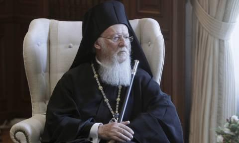 Πατριάρχης Βαρθολομαίος: Ακόμη και ο Χριστός υπήρξε πρόσφυγας...