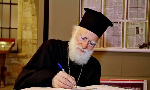 Αρχιεπίσκοπος Κρήτης: Το μέλλον και η αισιοδοξία μας είναι τα Χριστούγεννα