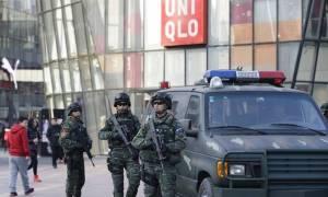 Προειδοποίηση για τρομοκρατικά χτυπήματα τα Χριστούγεννα στο Πεκίνο