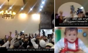 Φρίκη και σάλος στο Ισραήλ: Εβραίοι γιορτάζουν το θάνατο βρέφους που κάηκε ζωντανό (video)
