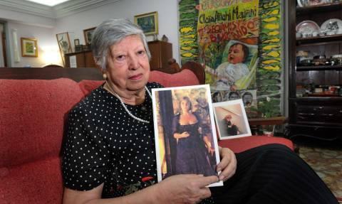 Αργεντινή: «Γιαγιά της Πλατείας Μαΐου» ξαναβρήκε την εγγονή της μετά από 39 χρόνια