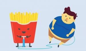 Παιδική παχυσαρκία: Πώς επηρεάζει την ανάπτυξη των οστών