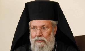 Αρχιεπίσκοπος Κύπρου: Στόχος της Τουρκίας η κατάκτηση ολόκληρου του νησιού