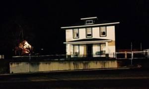 Εμπρησμός στο πατρικό σπίτι του Μπιλ Κλίντον (video)