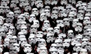 Η δύναμη μαζί σου: Το φαντασμαγορικό κορεό της ΤΣΣΚΑ Σόφιας με θέμα το Star Wars (Vid)