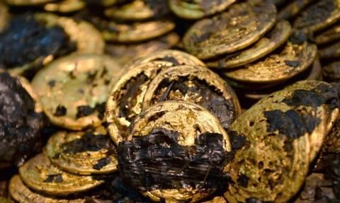 Κίνα: Αρχαιολόγοι ανέσυραν 285 χρυσά νομίσματα από τάφο