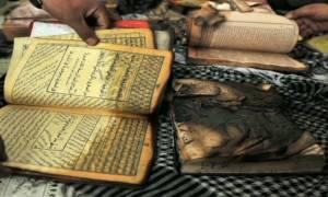Γυαλιά-καρφιά σε μουσουλμανικό τέμενος της Γαλλίας (Vid)