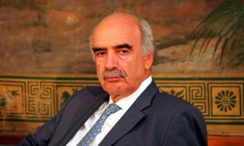 Πώς ήταν ο Βαγγέλης Μεϊμαράκης χωρίς μουστάκι (Photo)