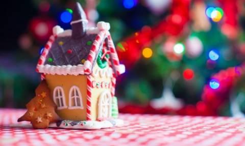 Πείτε «ναι» στους γλυκούς πειρασμούς των εορτών αλλά με μέτρο - Όχι στις έξτρα θερμίδες