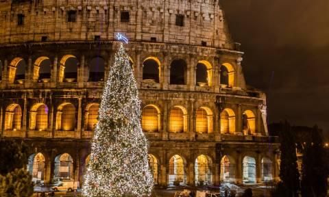 Οι Ιταλοί φέτος κάνουν Χριστούγεννα… με γρίπη!