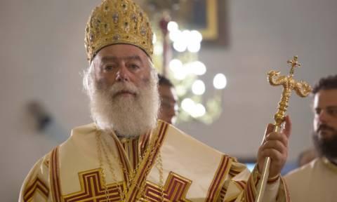 Αίγυπτος: Χριστουγεννιάτικη Θεία Λειτουργία στον Πατριαρχικό Ιερό Ναό του Αγίου Νικολάου