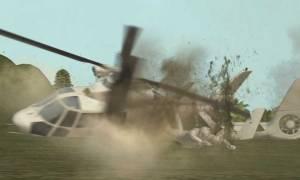 Συνετρίβη το πρωθυπουργικό ελικόπτερο στο Μπενίν (Vid)
