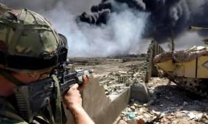 Πέφτει το τελευταίο φρούριο των τζιχαντιστών στο Ραμάντι