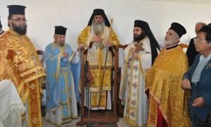 Κύπρος: Χτύπησαν 40 χρόνια μετά οι καμπάνες της Παναγίας Χρυσελεούσας της Κατωκοπιάς