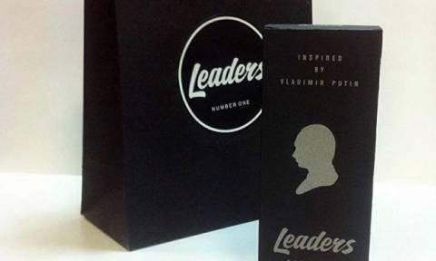 «Leaders number one»: Ο Ρώσος ηγέτης τώρα…και σε άρωμα!