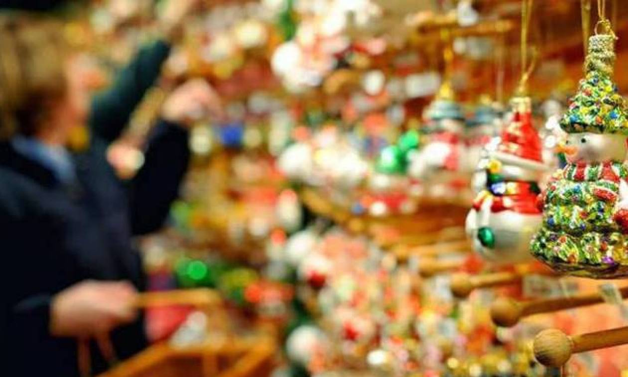 Εορταστικό ωράριο καταστημάτων: Πότε και ποιες ώρες θα είναι ανοιχτά τα μαγαζιά