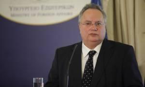 Κοτζιάς: Η Ελλάδα ήταν πάντα υπέρ της ανάπτυξης μιας δημοκρατικής ΕΕ με κοινά σύνορα