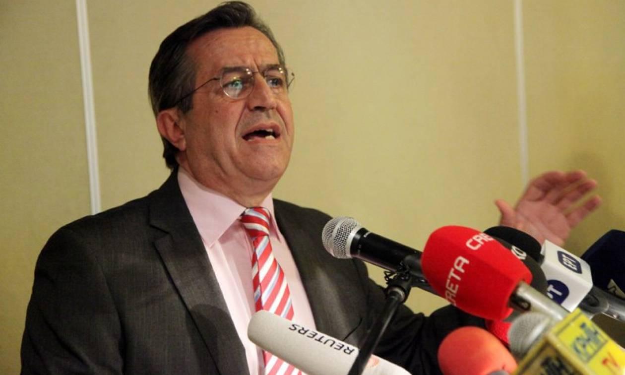 Νικολόπουλος: Η χώρα και η Δημοκρατία χρειάζονται αξιωματική αντιπολίτευση μαχητική και αξιόπιστη