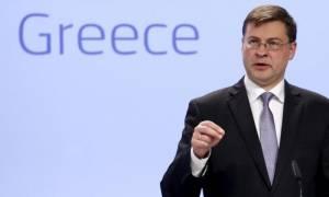 Ντομπρόβσκις: Δεν είναι ευρωπαϊκή κρίση, αλλά ελληνική!