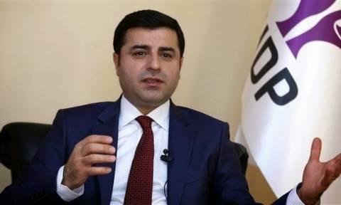 Τουρκία: Εισαγγελέας ξεκίνησε έρευνα σε βάρος του Ντεμιρτάς