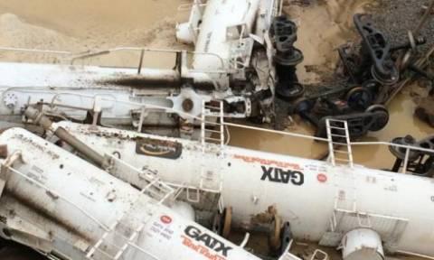Αυστραλία: Σοβαρός κίνδυνος λόγω διαρροής θειικού οξέως έπειτα από εκτροχιασμό τρένου