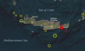 Στην Κρήτη οι γιορτές γίνονται στο χορό των… Ρίχτερ – Τρεις σεισμοί μέσα σε μία ημέρα