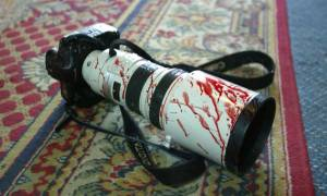 110  δημοσιογράφοι δολοφονήθηκαν το 2015 – 54 κρατούνται όμηροι (Pic)