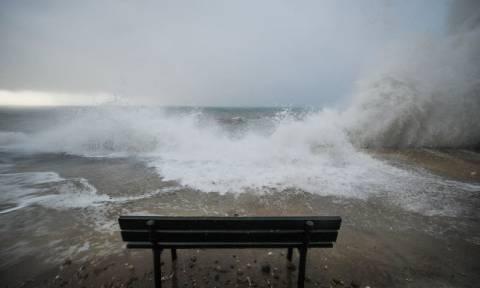 Σφοδρό κύμα κακοκαιρίας αναμένεται στην Κρήτη: τι πρέπει να προσέξουν οι πολίτες